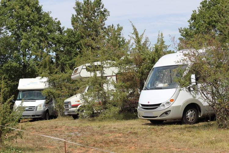 Aire camping-car à Gréalou (46160) - Photo 2